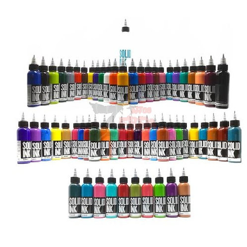 SOLID INK - 60 COLORES