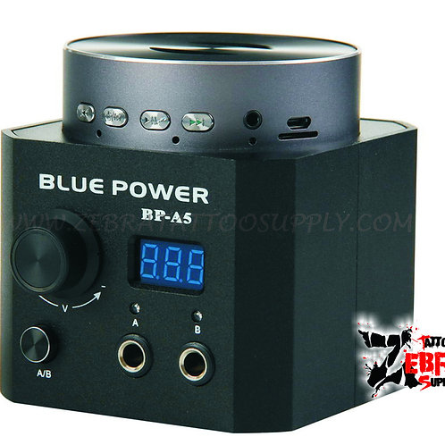 Blue Tattoo Power MP3