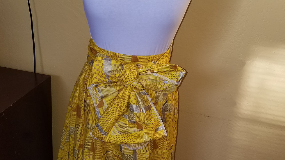 African Skirt