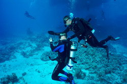 погружения с аквалангом