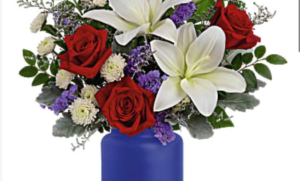 Rose Revelry Bouquet