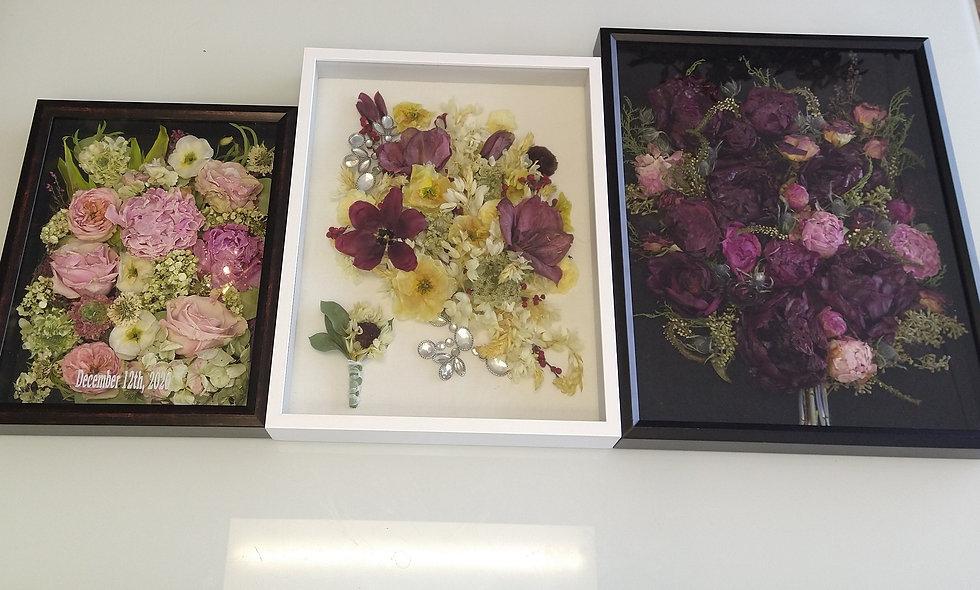 Deposit For Custom Bridal Bouquet Preservation