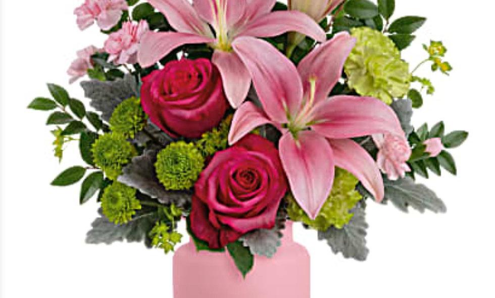Savannah Blush Bouquet