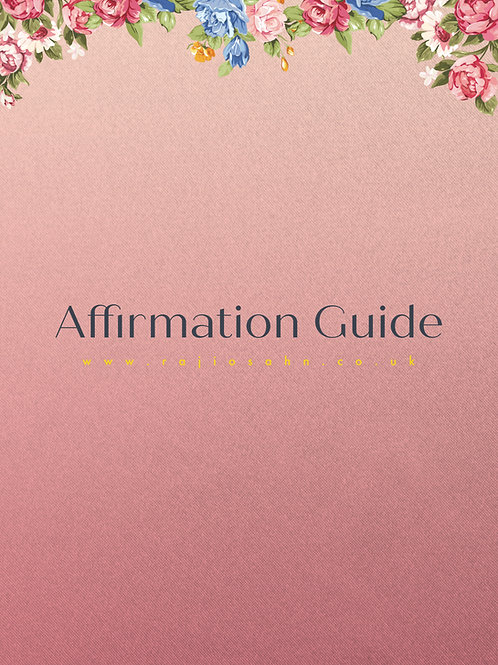 50 Affirmations Guide