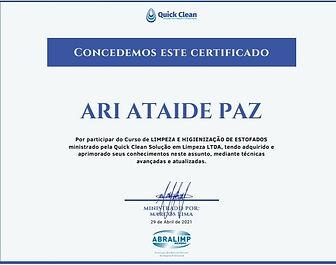 Empresa de limpeza e higienização de estofados, Limpeza Pós Obra.