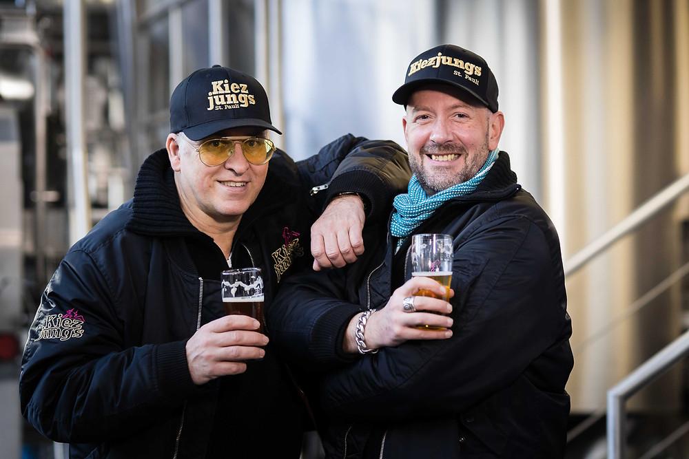 Sven und Michael - die Bierexperten