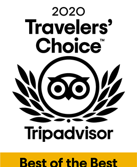 Travellers´ Choice Award 2020