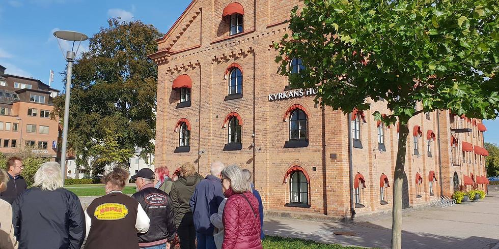 Sista deckarvandringen i Eskilstuna för i år.