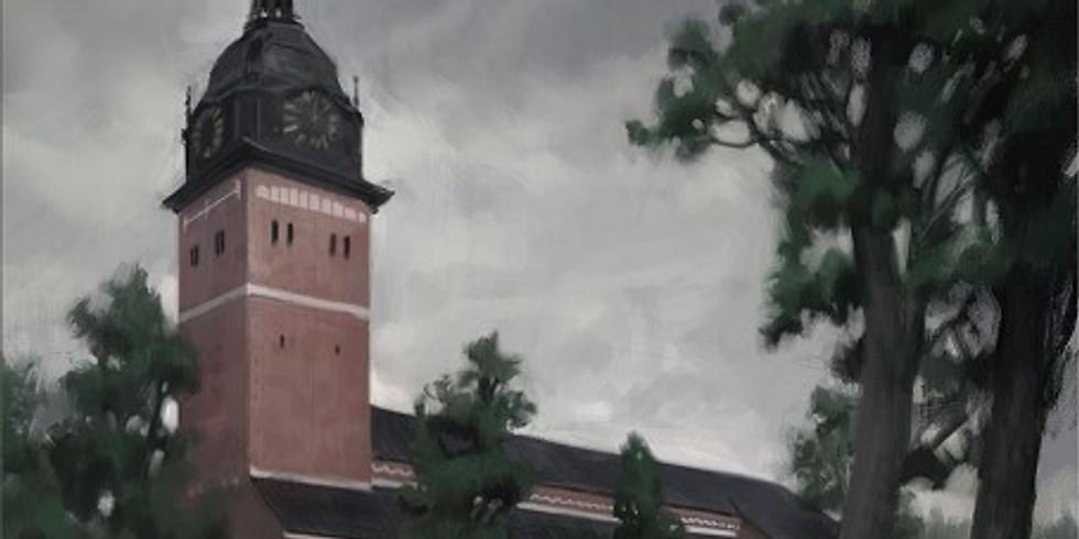 Deckarvandring i Strängnäs