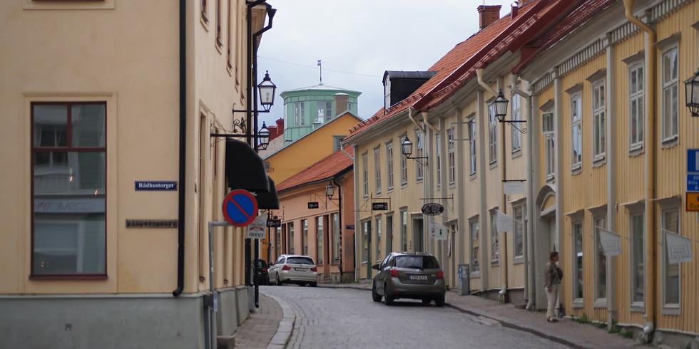 Deckarvandring i Eskilstuna