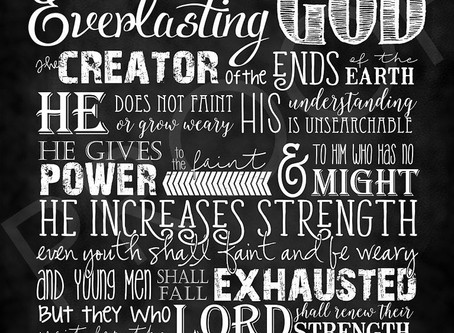 Lord, I Am Getting Weary! (Prayer Journal - Excerpt 12)