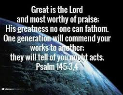 God, Humble Us Before Your Greatness! (Prayer Journal 31)