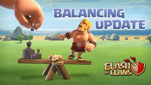 Clash of Clans : Equilibrage de la mise à jour d'octobre (Officiel)