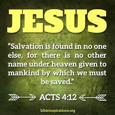 Jesus, Help Us To See There Is Salvation In No One Else (Prayer Journal 28)