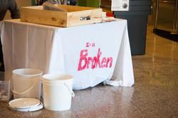 It is Broken table