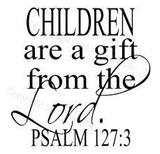A Prayer for Our Children (Prayer Journal - Excerpt 9)