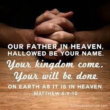 Jesus, Remind Us Of The Power of Prayer! (Prayer Journal 65)