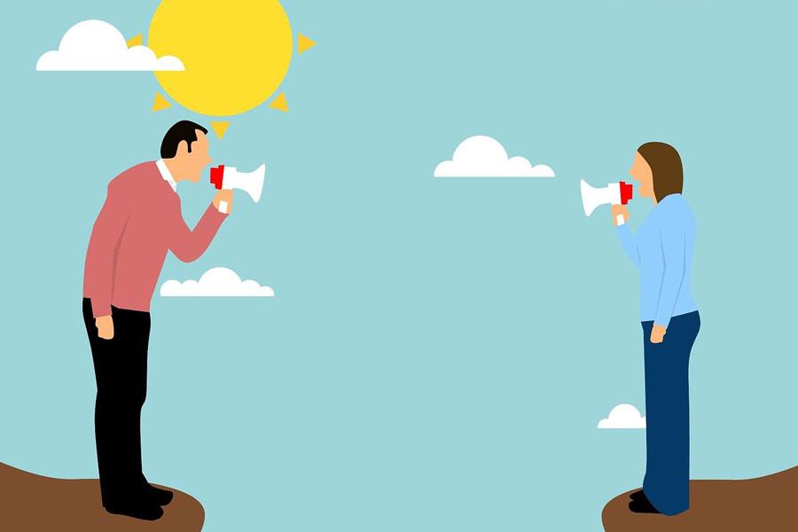 Διαζύγιο γονείς και παιδιά