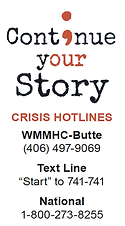 suicide prevention and crisis lines