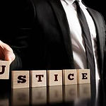 32991628-simple-justice-concept-close-up