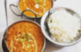 indian food, chicken tikka massala