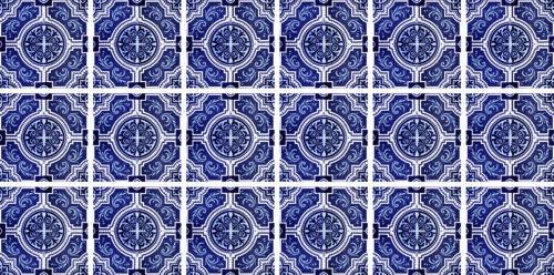 Ladrilho Auto Adesivo Azulejo Portug