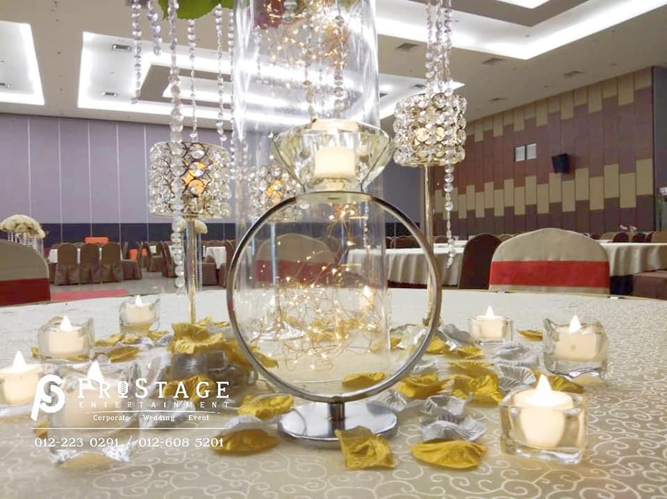 VIP Table Decor
