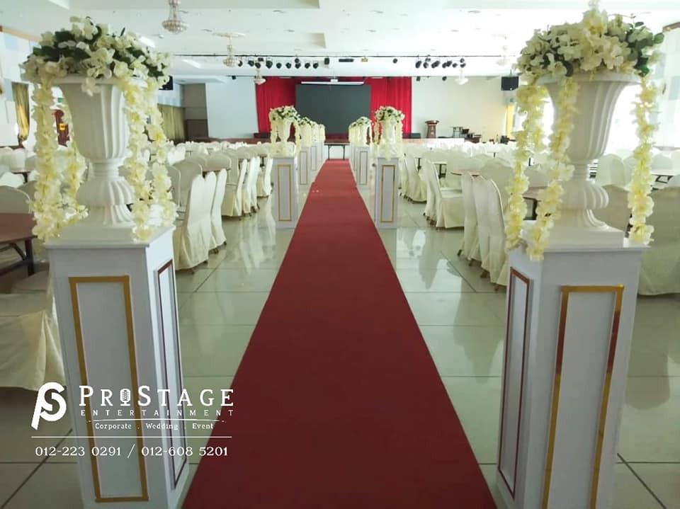 Walkway & Red Carpet
