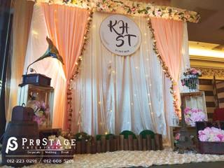 Theme Wedding Dinner Photobooth