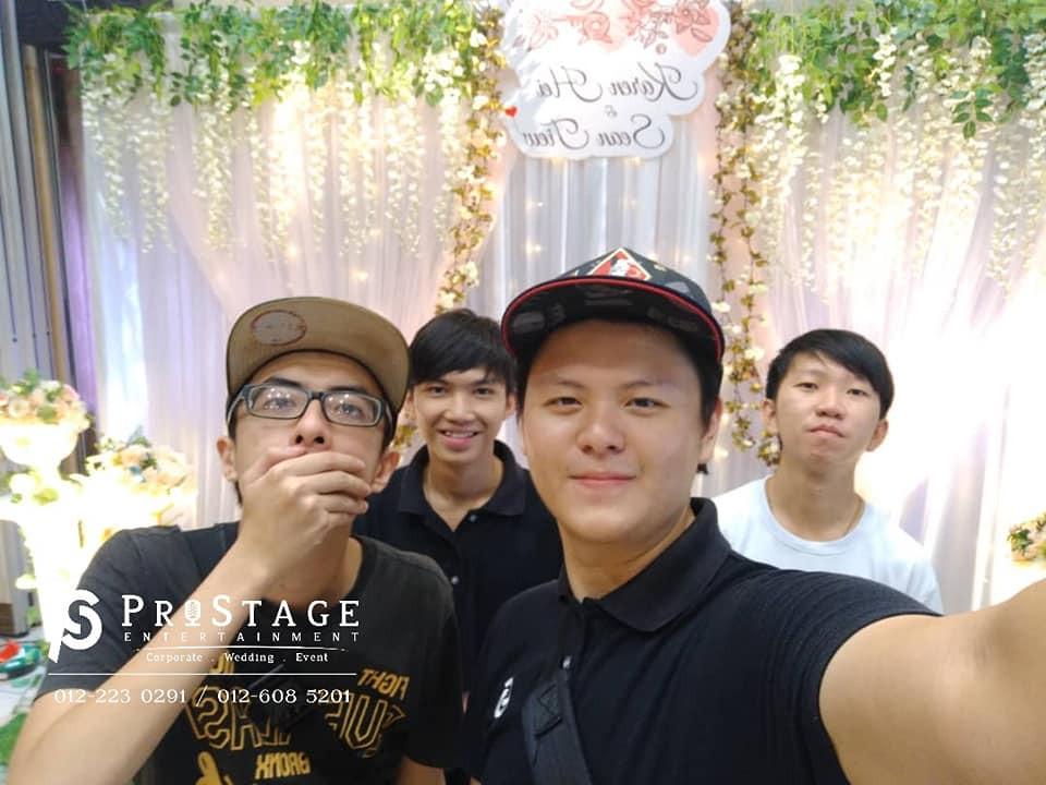 ProStage Entertainment Staff