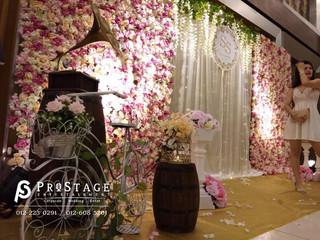 Flower Theme Wedding Decoration