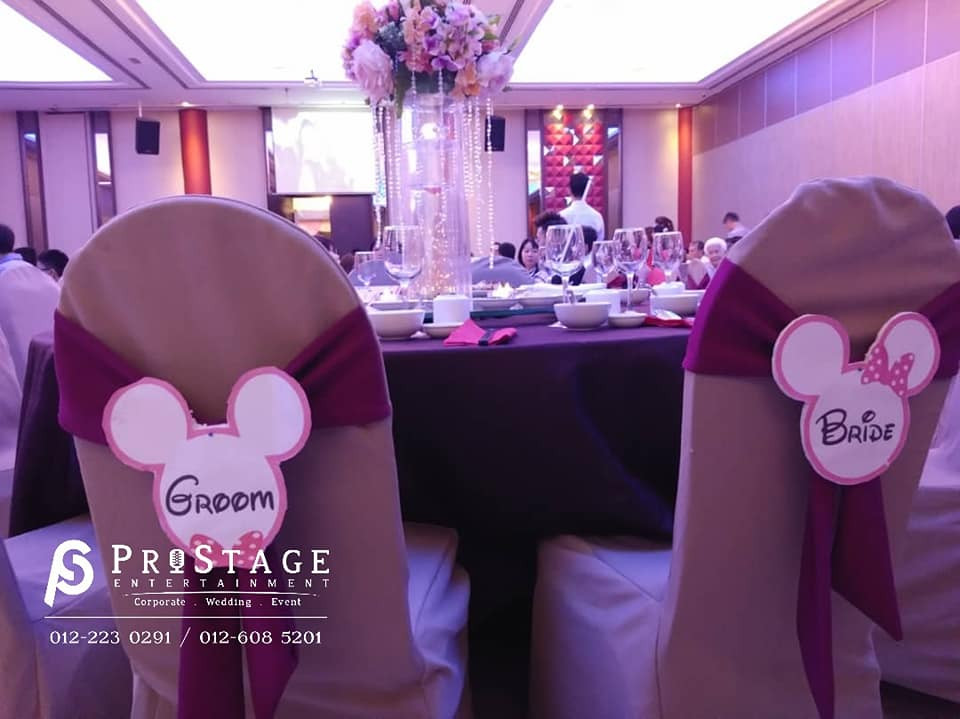 VIP Chairs Decor