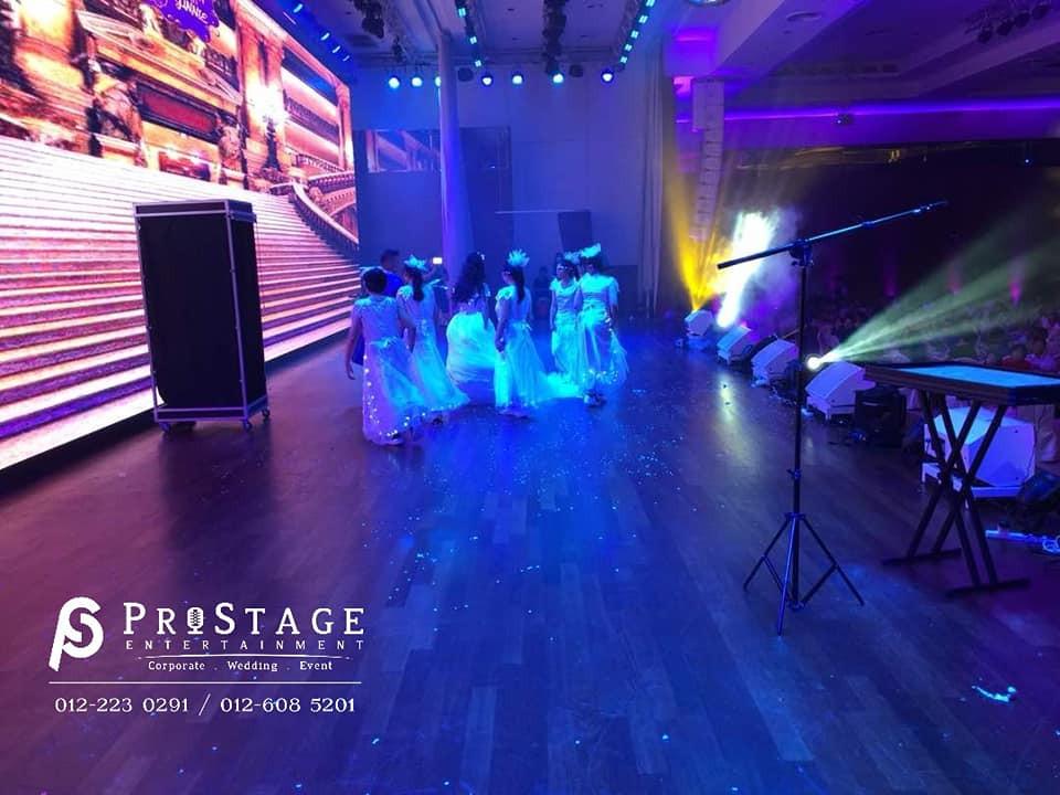 Dance performers