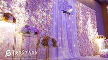 Hall Decoration + Sound System + Lighting System + Instant Print Photobooth