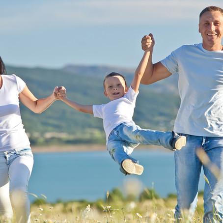 TOP 10 des activités en famille