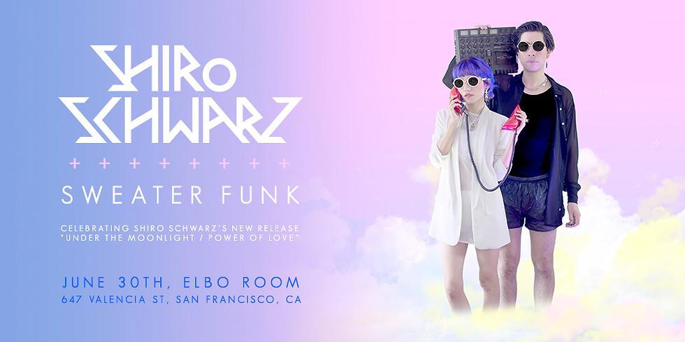 Sweater Funk with Shiro Schwarz