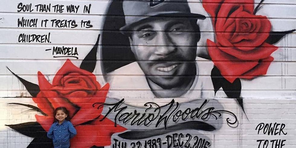 Mario Woods Birthday Show