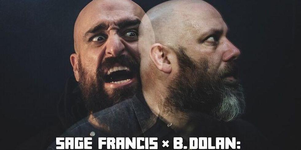 Sage Francis & B. Dolan: Epic Beard Men