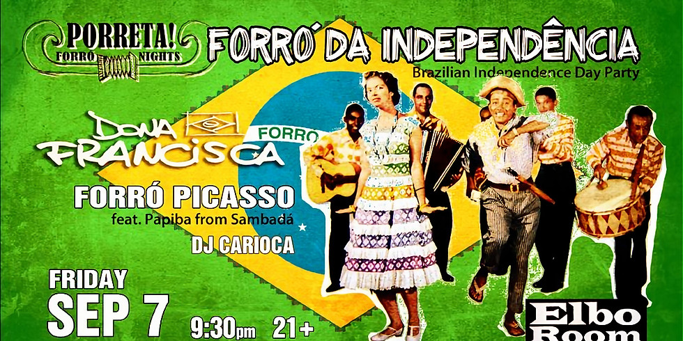 Forró Fridays: Brazilian Independence Day