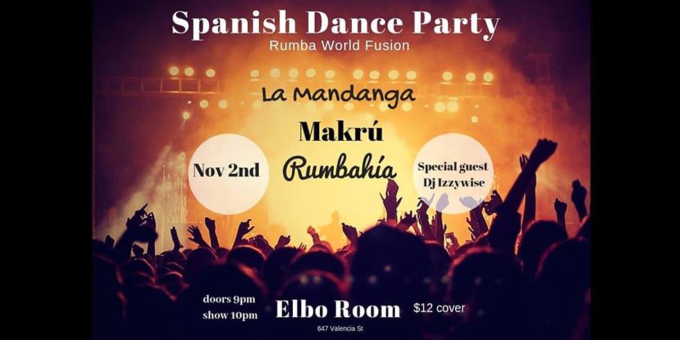 Spanish Dance Party