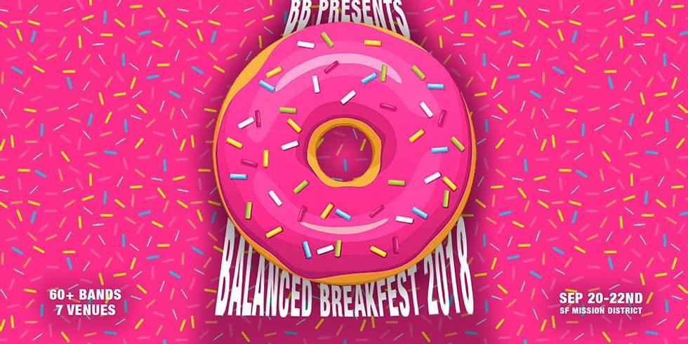Balanced BreakFEST 2018