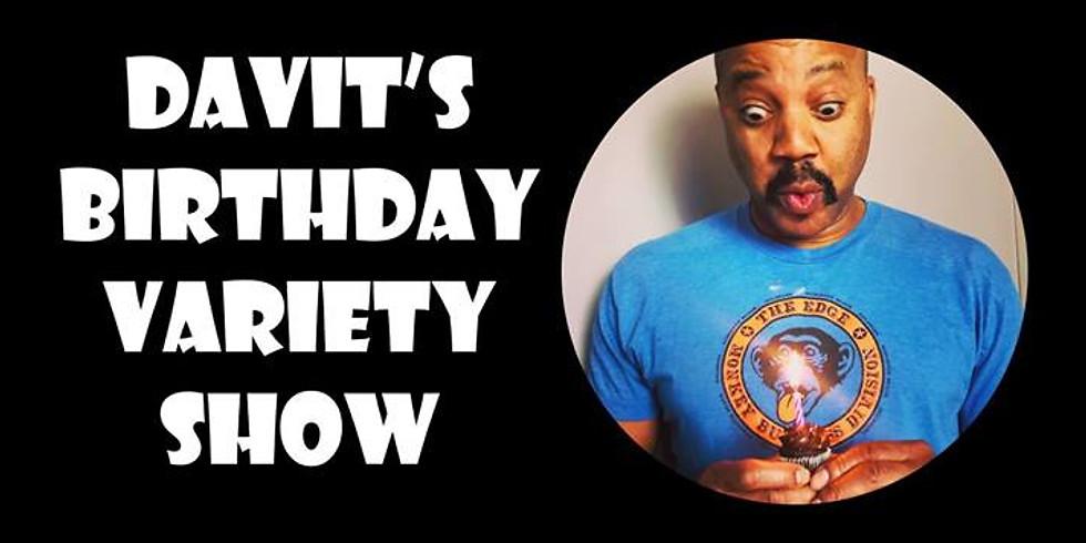 Davit's Birthday Variety Show