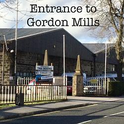 Gordon Mills entrance