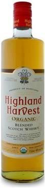 Highland Harvest Organic Scotch Whisky (Blend)