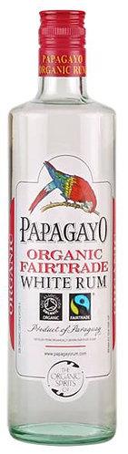 Papagayo Organic Fairtrade White Rum