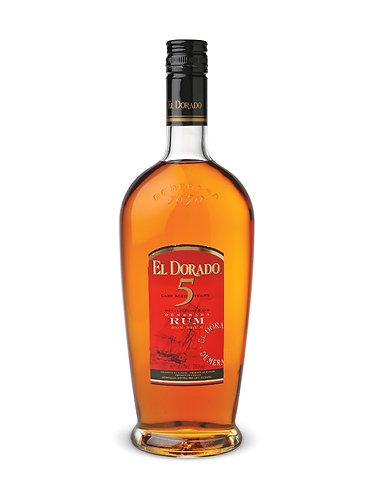 El Dorado 5 Year Old 700ml - 40%