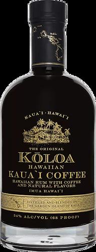 Koloa Coffee Rum 750ml 34%