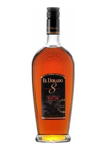 El Dorado 8 Year Old 700ml - 40%
