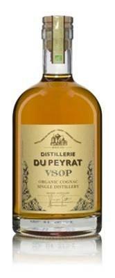 Distillerie Du Peyrat VSOP Organic Cognac (500ml)