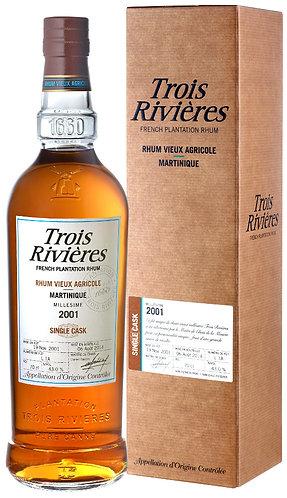 Trois Rivieres Single Cask 2001- 500ml
